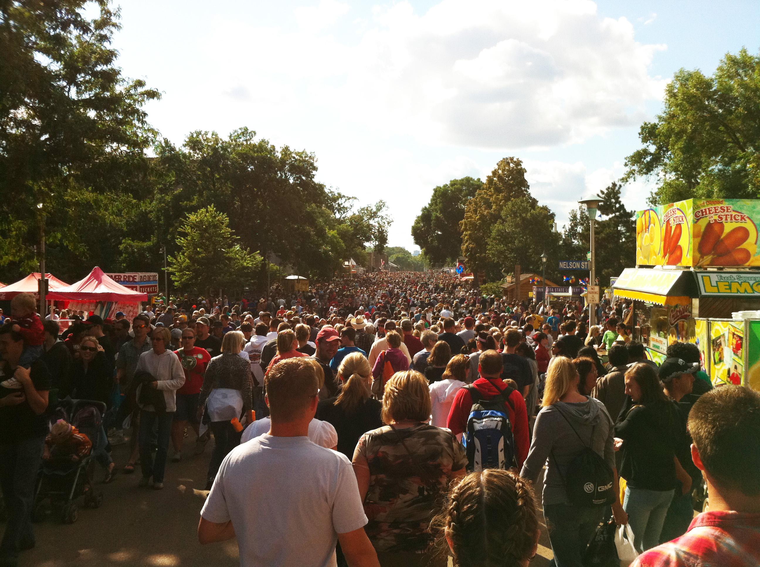 Minnesota State Fair, St. Paul, MN