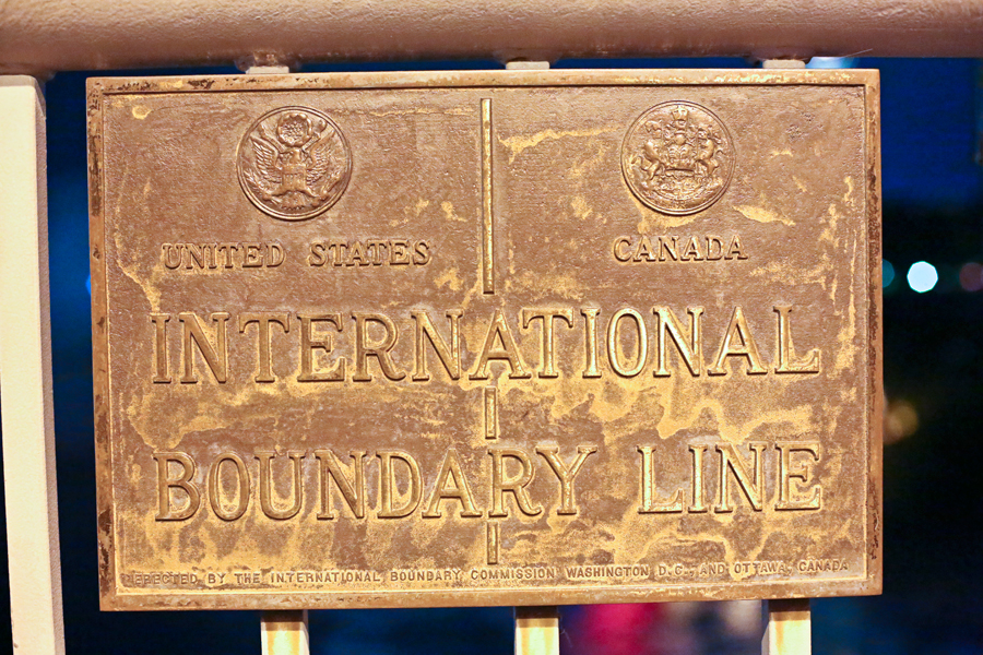 International Border