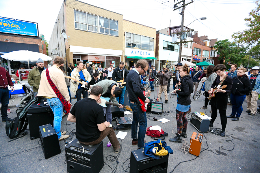 Kensington Market Band