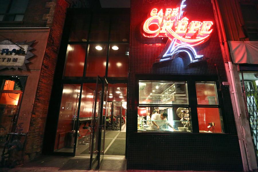 Cafe Crepe Toronto