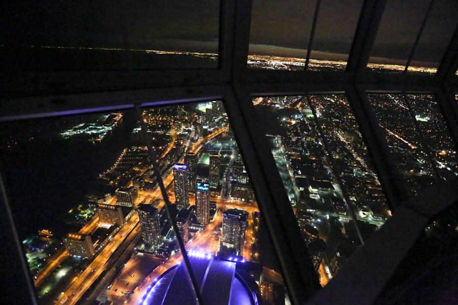 CN Tower Sky Pod
