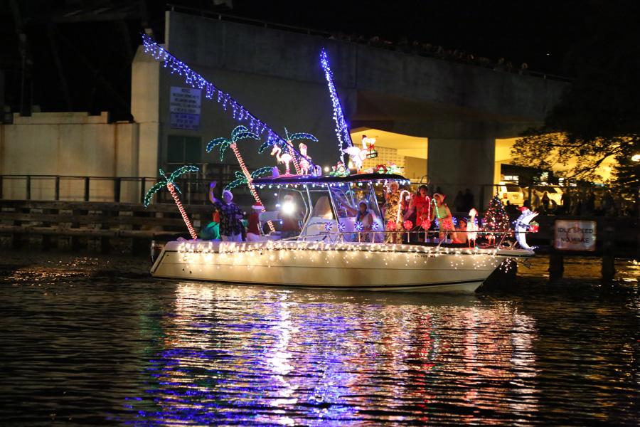 Boca Raton Boat Parade