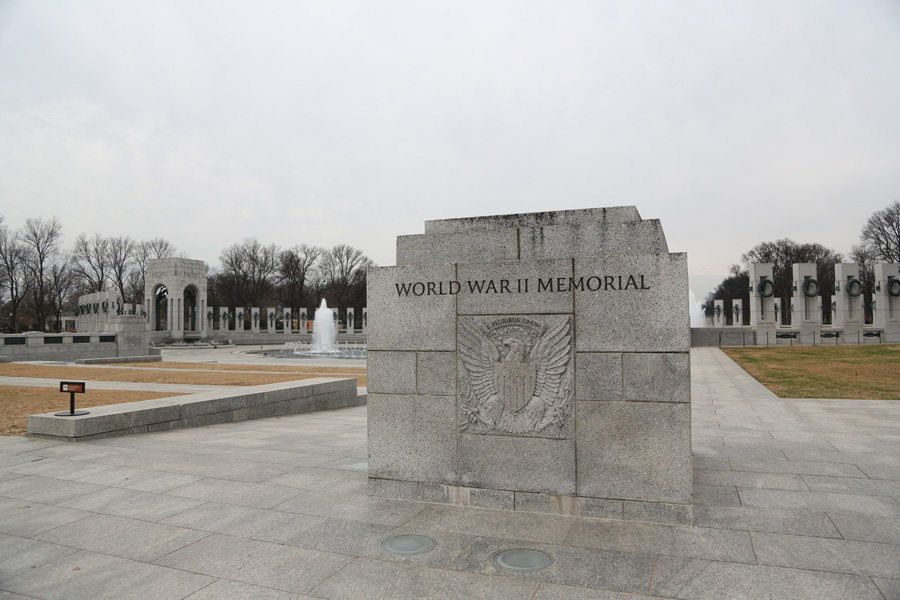 National WWII Memorial, Washington DC
