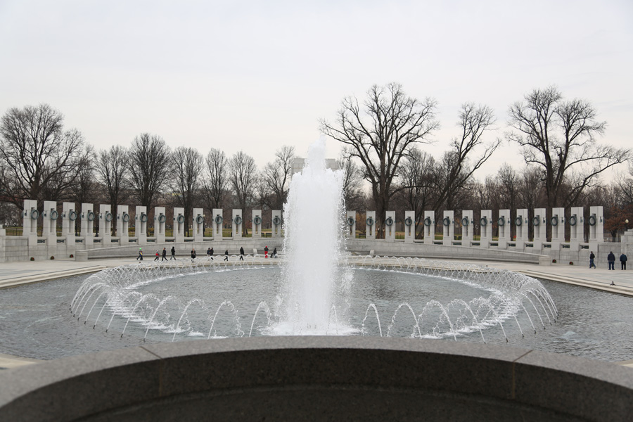 National WWII Memorial, Washington DC
