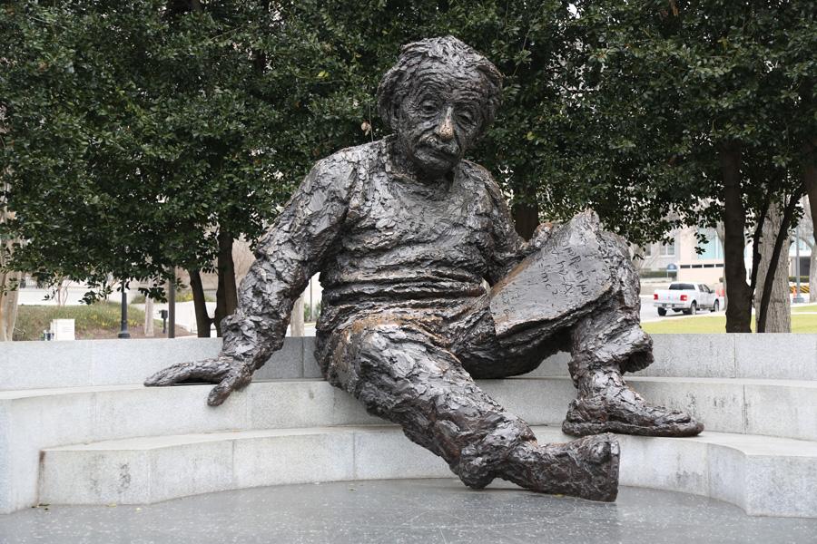 Albert Einstein Memorial, Washington DC