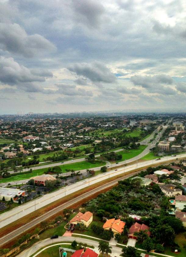 Helicopter Ride, Boca Raton, FL