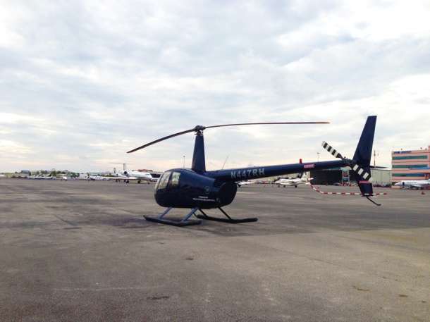 Helicopter Ride, Boca Raton, FL